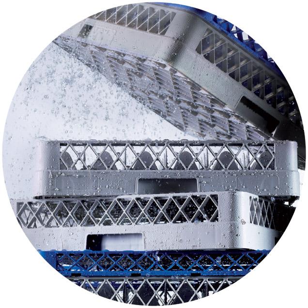 Dishwasher baskets